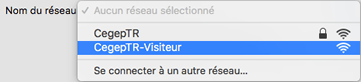 Wi-Fi Mac étape 3 (visiteur)